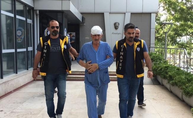 Bursa'da cinayet zanlısı tutuklandı