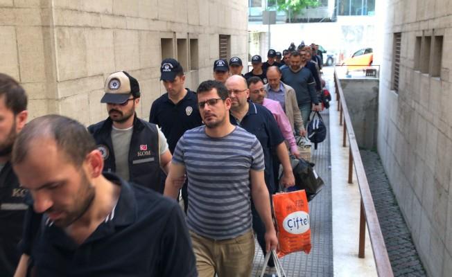 Bursa'da FETÖ'den 19 kişi tutuklandı!