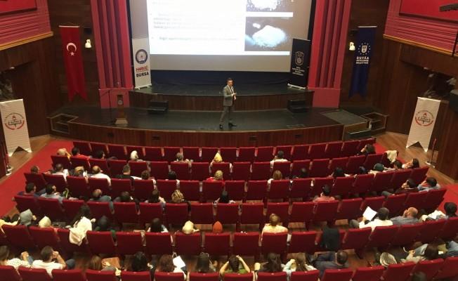 Bursa'da öğretmenlere uyuşturucu semineri