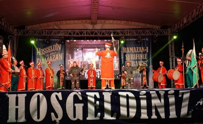 Bursa'da Ramazan coşkusu
