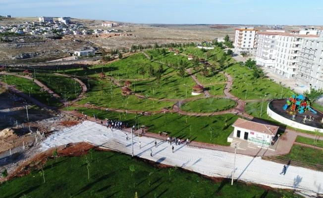 Büyükşehir 'Her ilçeye kent park'  projesini tamamladı
