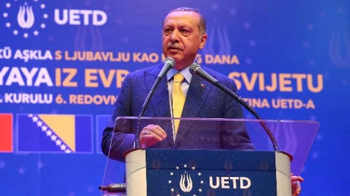 Cumhurbaşkanı Erdoğan'dan müjde üstüne müjde!