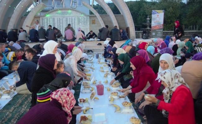 GESTAŞ'tan Bosna Hersek'te iftar