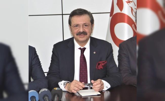 """TOBB Başkanı Hisarcıklıoğlu: """"Elazığ'da müthiş bir potansiyel var"""""""