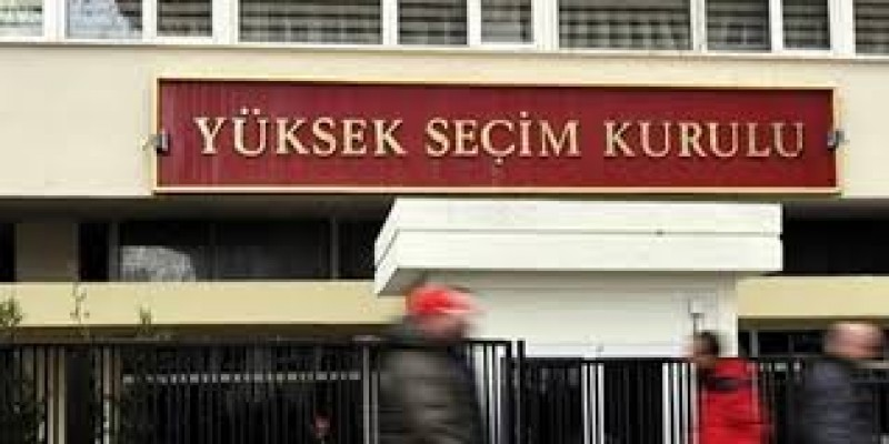 YSK 'Millet ittifakı' ile ilgili kararını verdi!