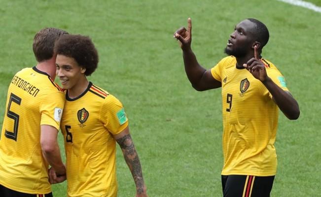 2018 FIFA Dünya Kupası: Belçika: 5 - Tunus: 2