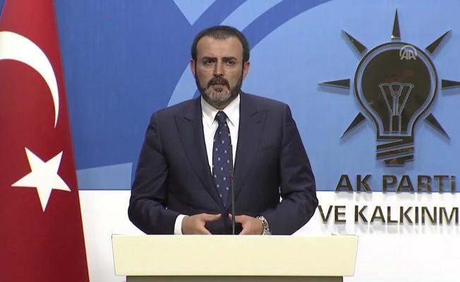 AK Parti'den CHP'nin anketleriyle ilgili açıklama
