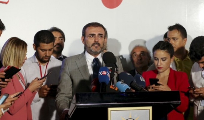 AK Parti'den ilk açıklama...