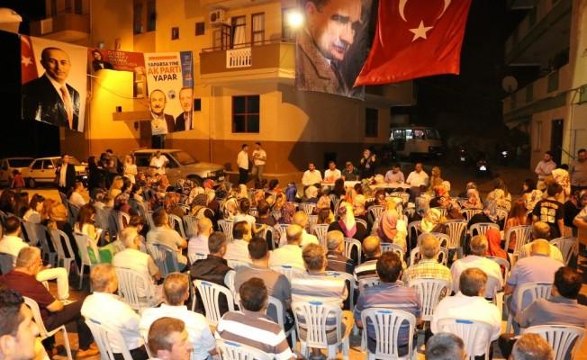 """AK Partili Çelik: """"AK Parti 16 yıllık bir başarı tablosudur"""""""