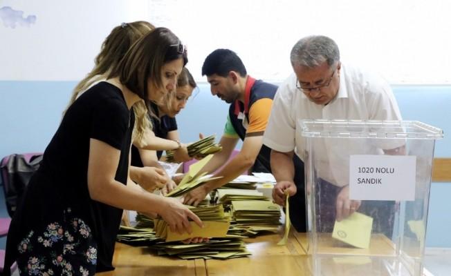 Antalya'da kesin olmayan seçim sonuçları