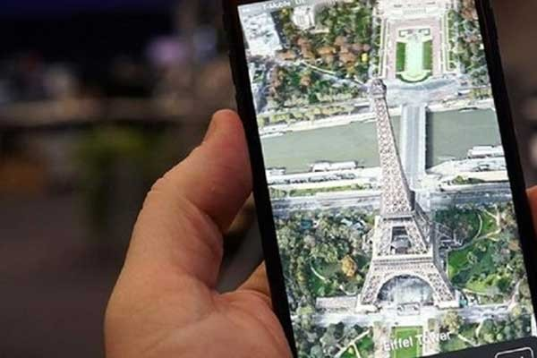 Apple'da harita müjdesi
