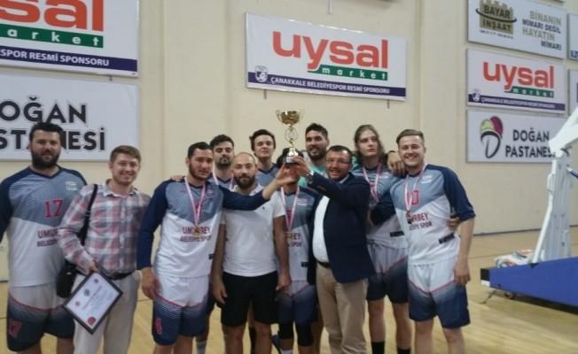 Basketbolun En'leri Ödüllerine Umurbey Belediyespor damgası