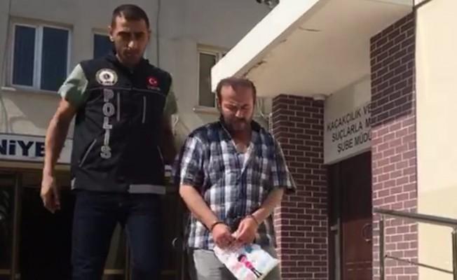 Bursa'da hastane çalışanı uyuşturucu ticaretinden yakalandı