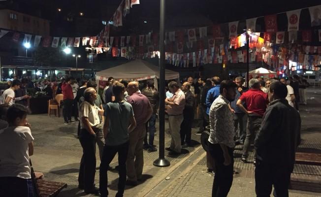 Bursa'da siyasi parti gerginliği! 6 yaralı