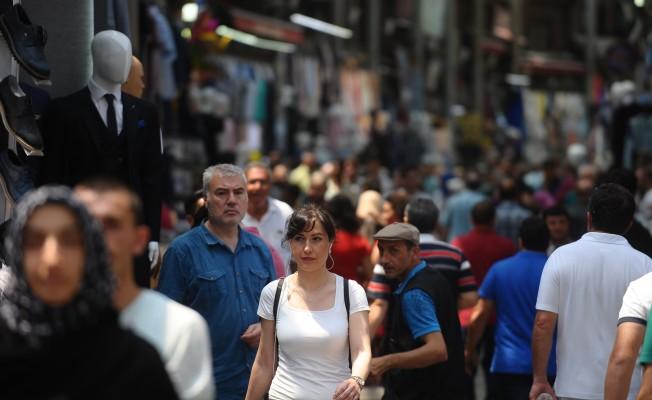 Bursa'da bayram hareketliliği