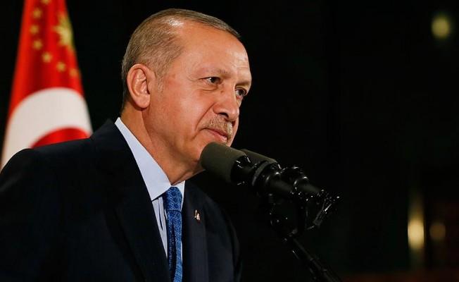 Cumhurbaşkan Erdoğan'dan emeklilik maaşı alacaklara müjde