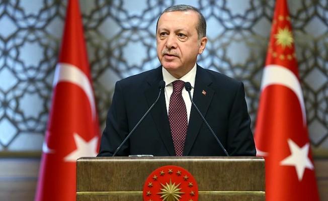 Cumhurbaşkanı Erdoğan'dan seçimlerle ilgili açıklama