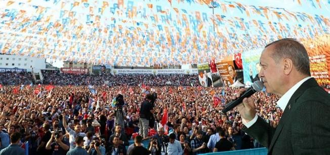 Cumhurbaşkanı Erdoğan Ordu'da müjdeyi verdi