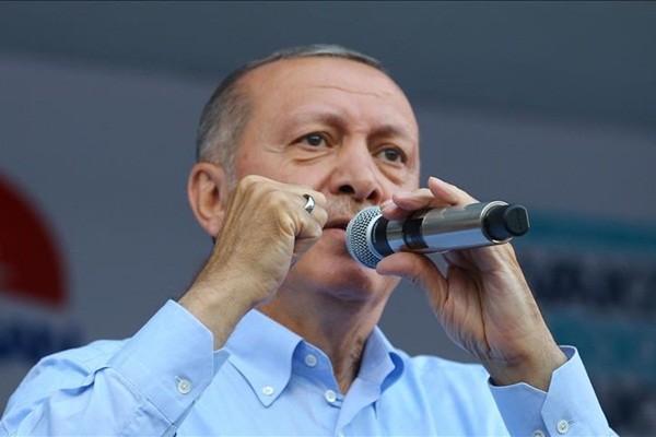 Cumhurbaşkanı Erdoğan: Vakit modern sanayi vakti