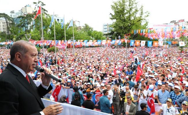 Erdoğan'dan üniversite öğrencilerine müjde