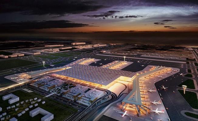 İstanbul Yeni Havalimanı Cumhurbaşkanı Erdoğan'ı bekliyor
