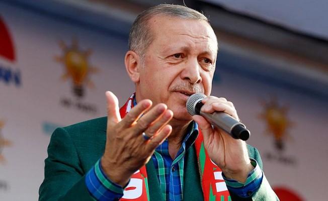 """Cumhurbaşkanı Erdoğan'dan flaş açıklama: """"Kimse Kürtlere devlet aramasın"""""""