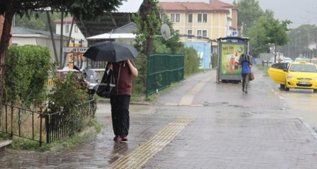Meteorolojiden Bursa açıklaması! Pazartesiye kadar devam edecek