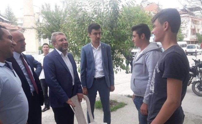 Milletvekili Ahmet Tan: Bu seçimler, 15 Temmuz ve yargı darbeleri girişimlerinin bir daha yaşanmaması için çok önemli