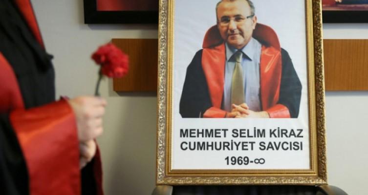 Şehit savcı Kiraz'ın iddianamesi tamamlandı