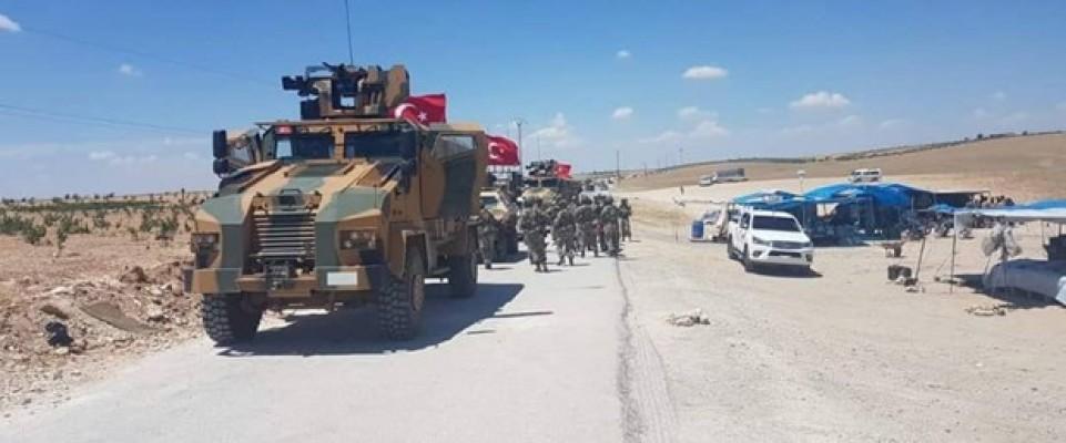 Türk askeri Menbiç'in dış mahallelerine girdi