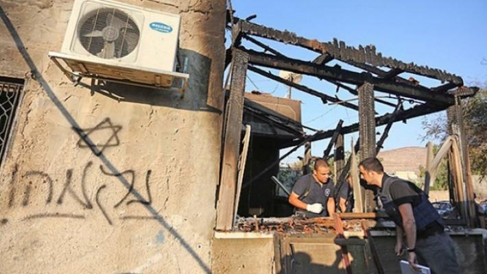 Yahudi yerleşimcilerden Filistinlilere saldırı
