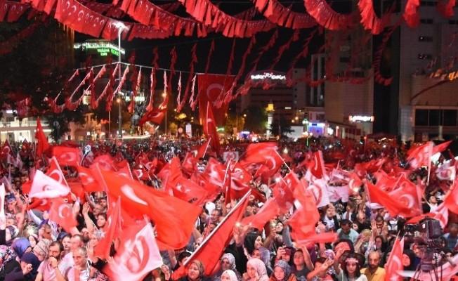 AK Parti İl Başkanı Salman'dan Bursalılara teşekkür