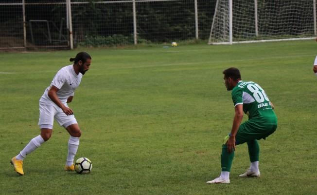 Atiker Konyaspor ilk hazırlık maçında sahadan galip ayrıldı