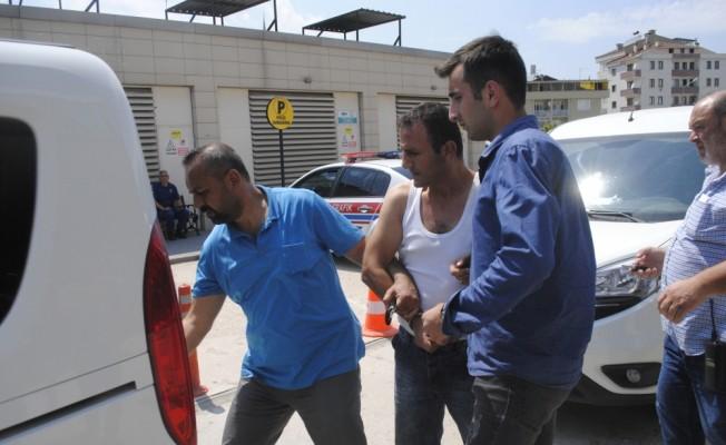 Bursa'da ev arkadaşını sokak ortasında öldüren kişi tutuklandı