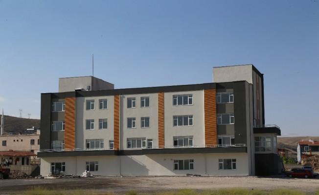 Büyükşehir'den Yemliha'ya Sosyal Yaşam Merkezi