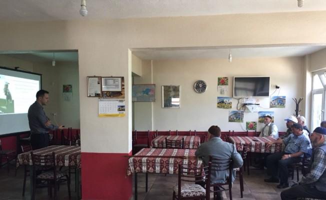 İzmit'te çiftçiler bilinçlendiriliyor