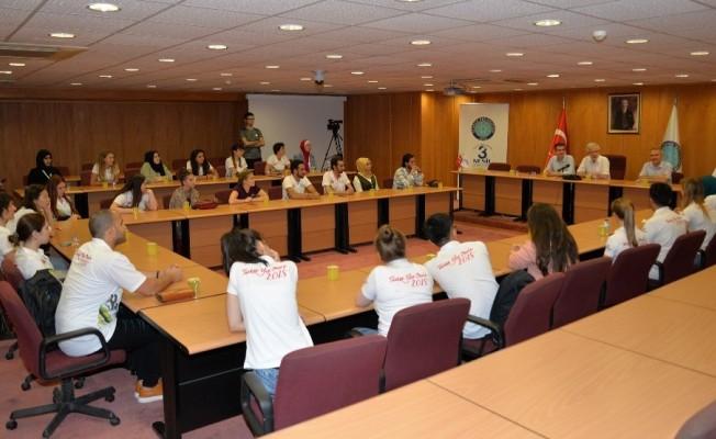 Uludağ Üniversitesi'nde uluslararası öğrenci hedefi 15 bine çıktı