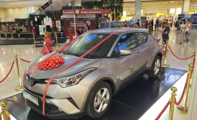 10'uncu yıla özel 150 bin TL'lik araba