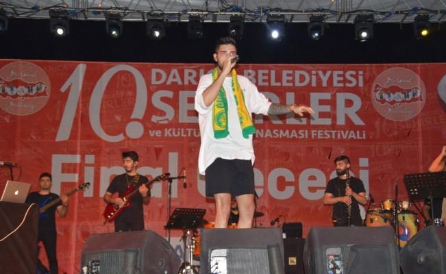 41 gün süren festival, İdo Tatlıses ile final yaptı
