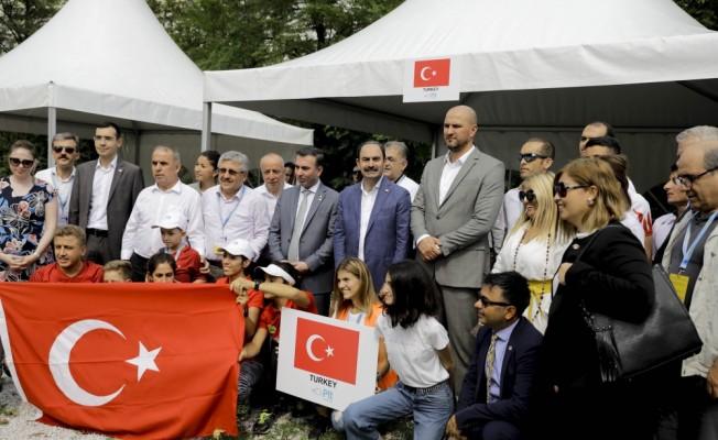 47. Balkan Ülkeleri Postacı Yürüyüş Yarışması