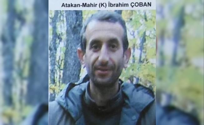 4 bin TL ödüllü kırmızı listedeki terörist öldürüldü