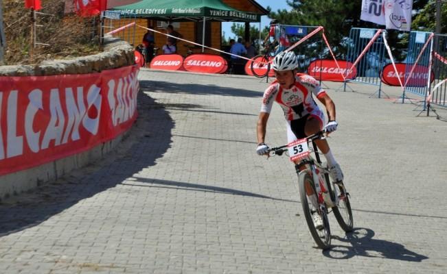8.Uluslararası Yenice Dağ Bisiklet yarışları sona erdi