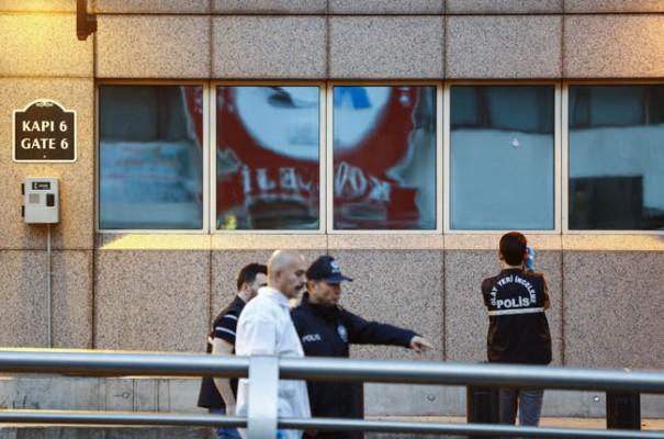 ABD Büyükelçiliği'ne saldırıyla ilgili bakanlardan peş peşe açıklama
