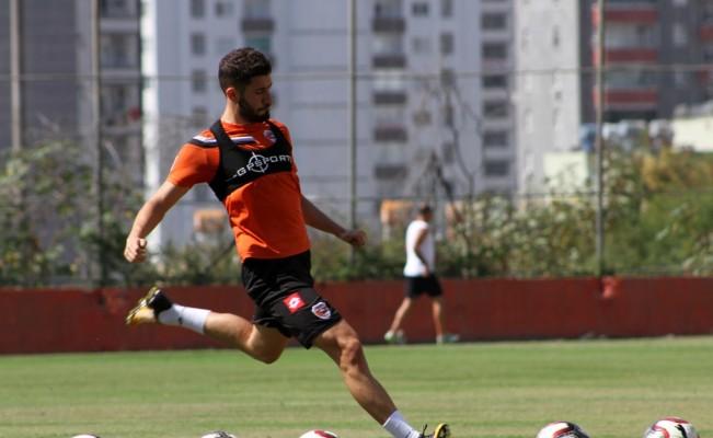 Adanaspor, Ümraniyespor maçı hazırlıklarına başladı
