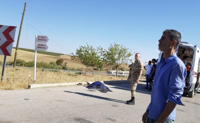 Adıyaman'da trafik kazası: 1 ölü