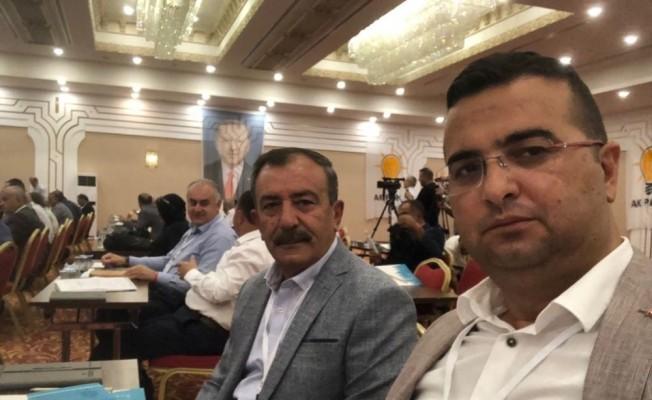 AK Parti Seçim İşleri ve SKM başkanları Kızılcahamam toplantısına katıldı
