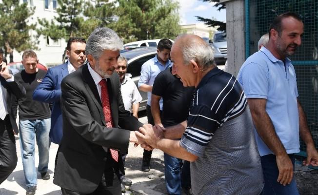 Ankara Büyükşehir Belediye Başkanı Mustafa Tuna: