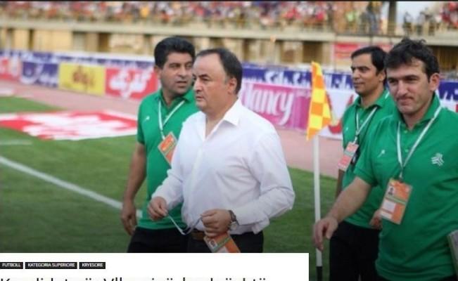 Arnavutluk ekibi Vllaznia, Engin Fırat'ı istiyor