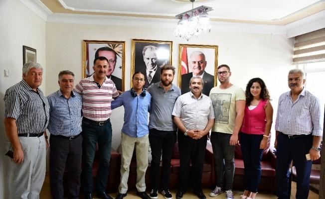 Avrupalı gönüllüler 1 yıl boyunca Tokat'ta yaşayacak