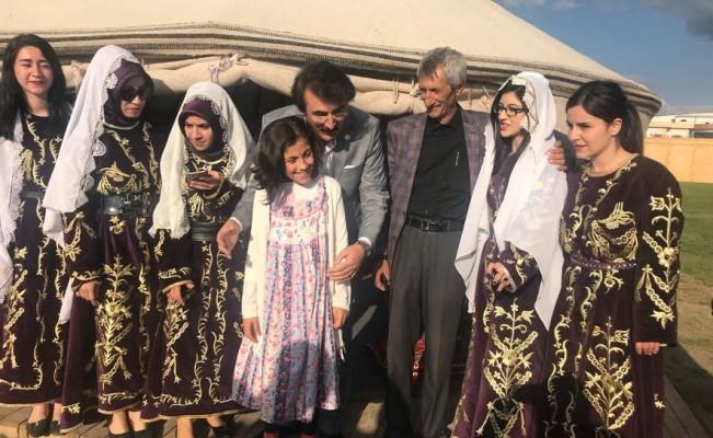 Aydemir: 'Erzurum kardeşlik coğrafyasıdır'
